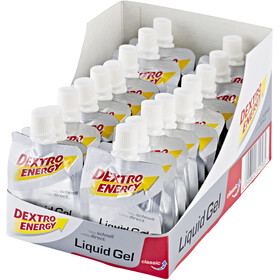 Dextro Energy Liquid Gel Box 18 x 60ml / MHD 08.20 Klassik